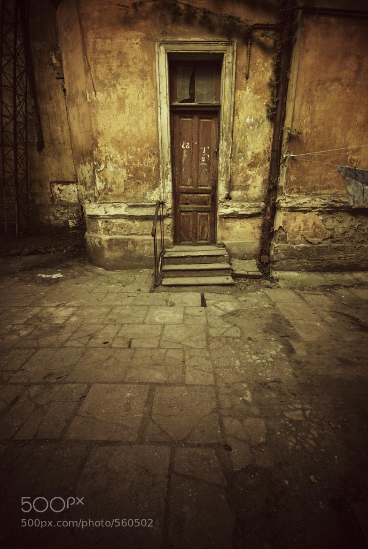 Photograph Cellar Door by Jonhy Blaze on 500px