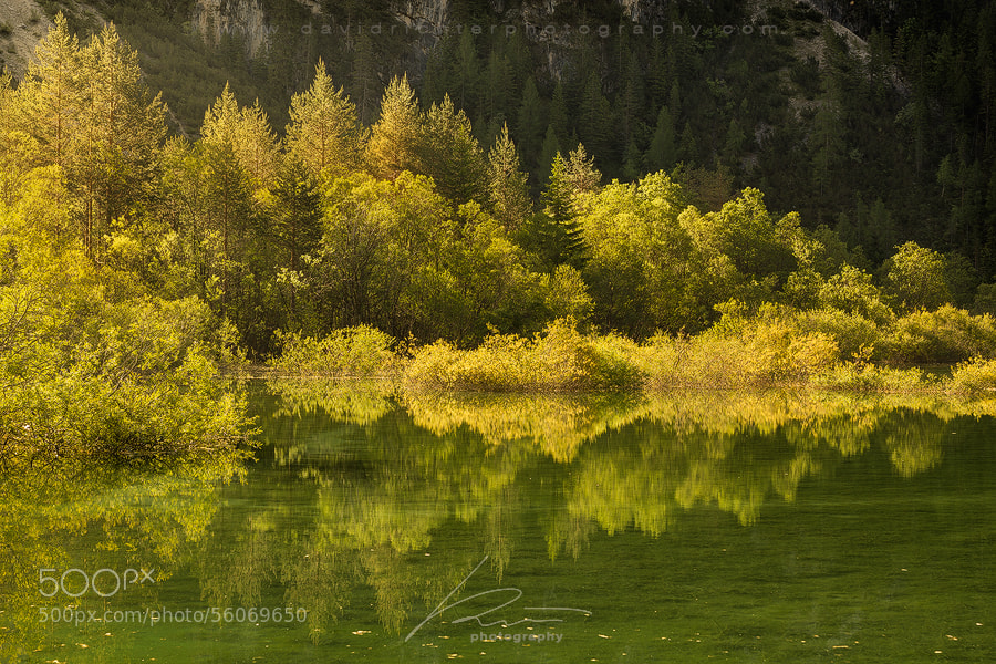 Photograph Emerald Waters by David Richter on 500px