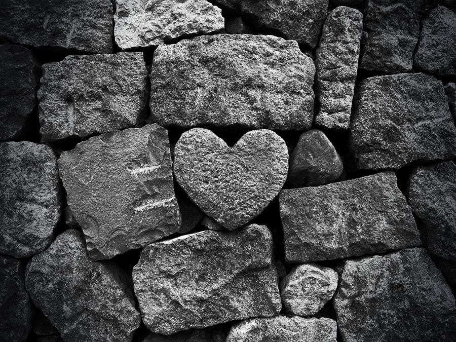 Photograph <3 Made of Stone by Koichi Ikebe on 500px