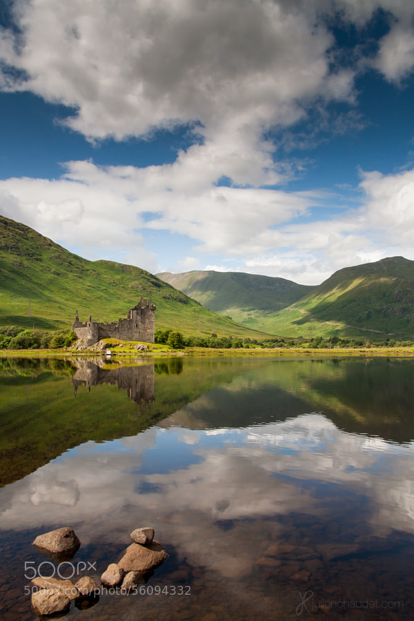 Photograph Kilchurn Castle by Julien Chaudet on 500px