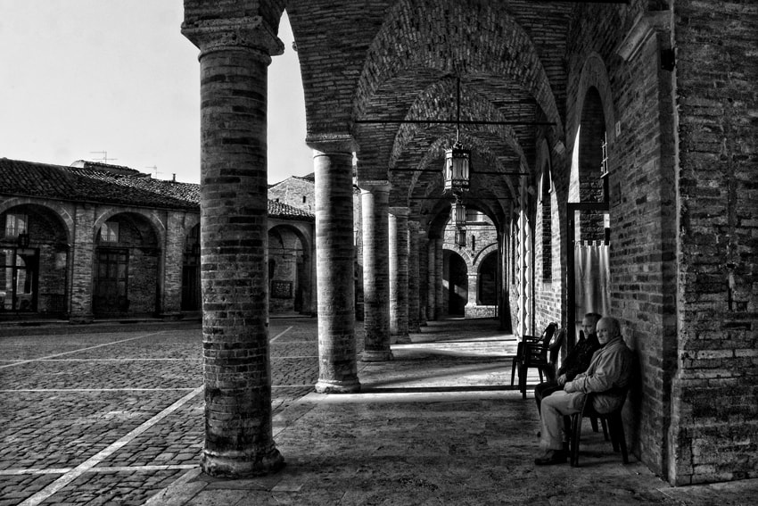 Photograph Waiting by mario pignotti on 500px