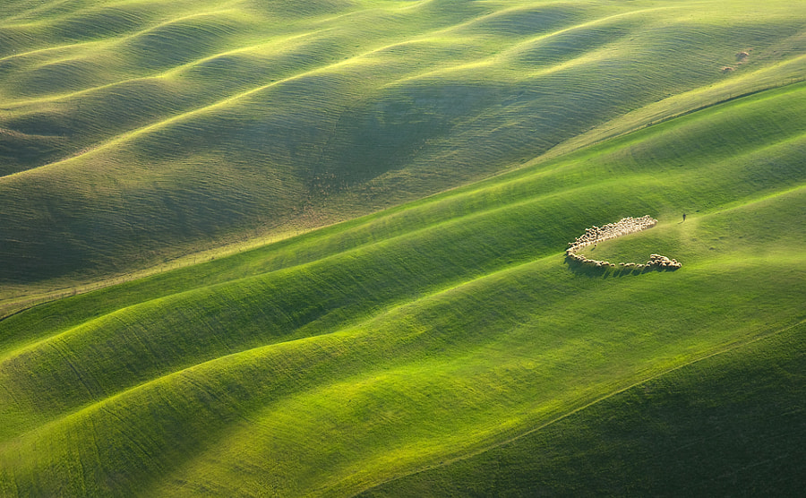 Photograph In a circle by Marcin Sobas on 500px