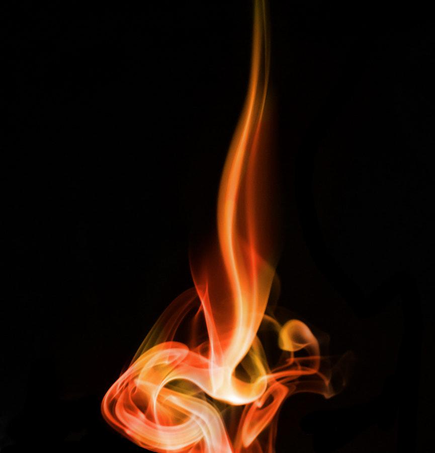 Firey Smoke