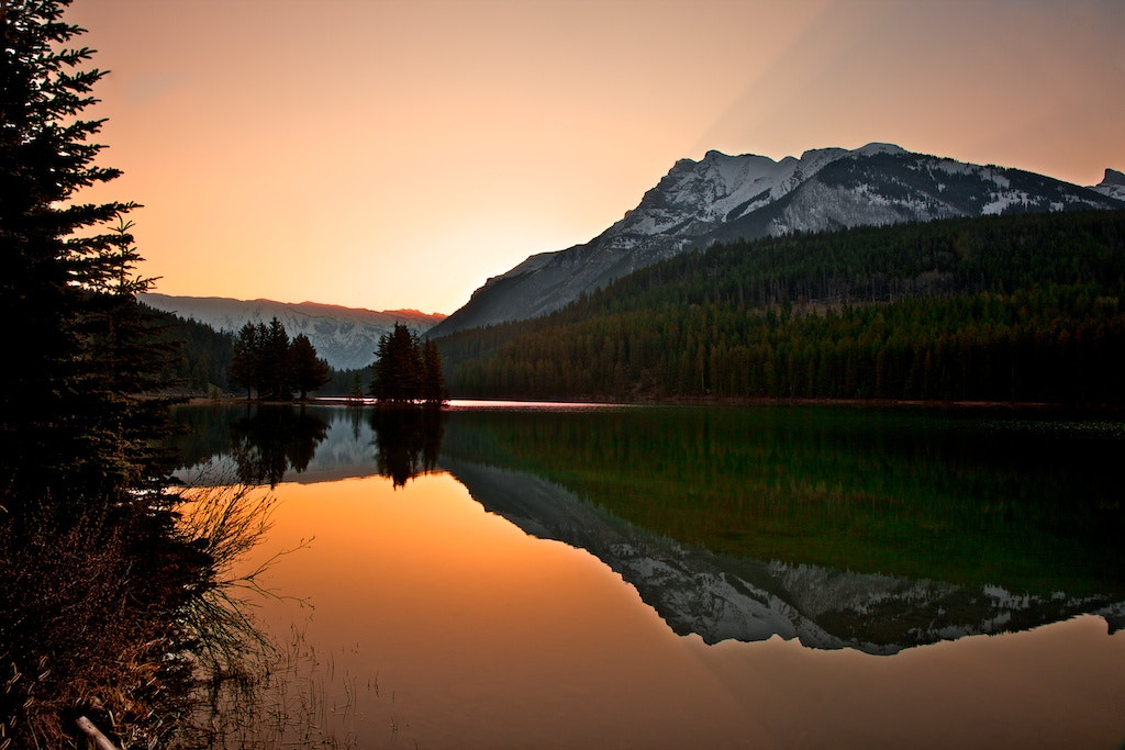 Photograph Two-Jack Reflection by Buck Shreck on 500px