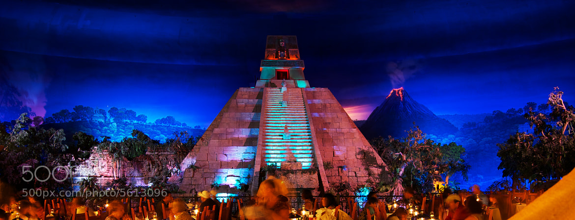 Photograph Aztec Temple by Jesse Almanrode on 500px