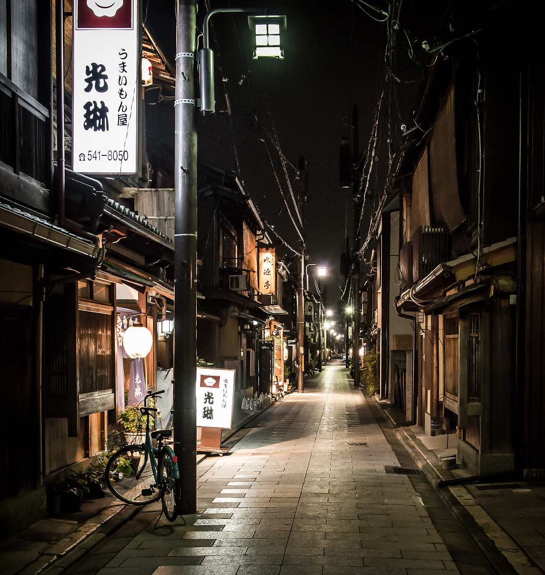 Photograph Night Kyoto by Vsevolod Berris on 500px