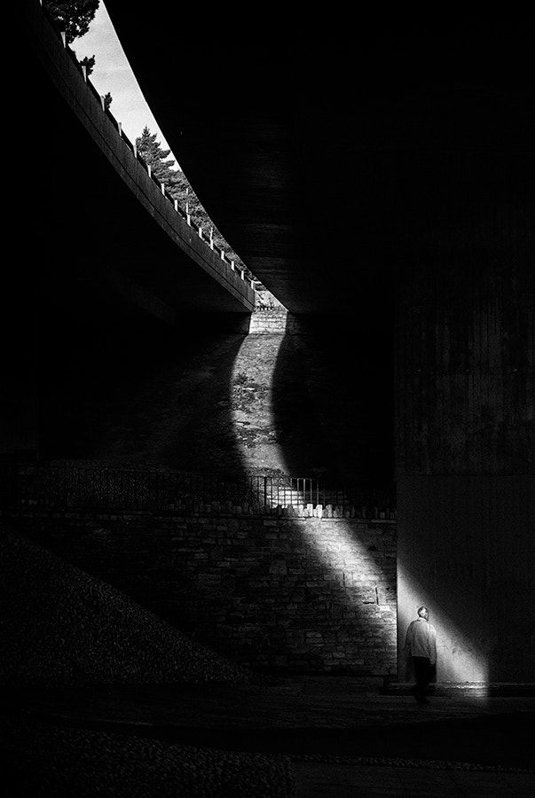 Photograph Follow your light by Youcef Bendraou on 500px