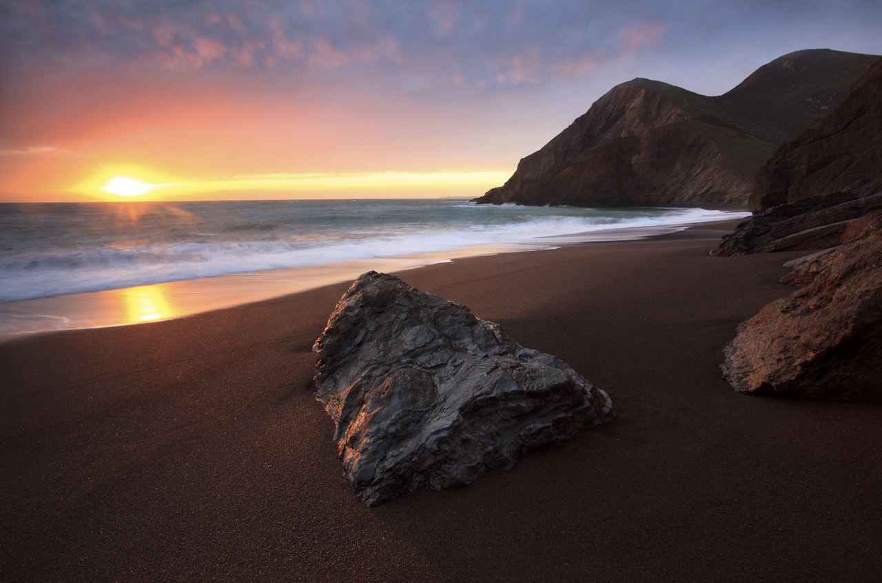 Photograph Sunset by the Sea by Rob Macklin on 500px