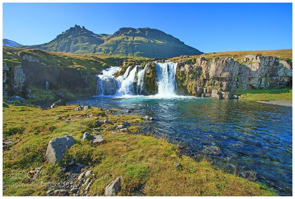Photograph Kirkjufellfoss by Tobi K on 500px
