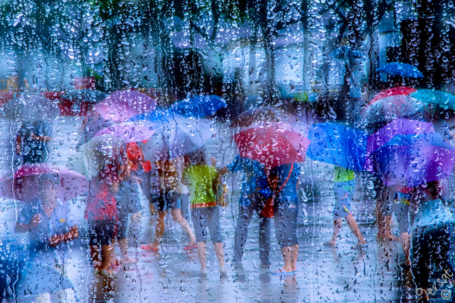 Photograph Another Rainy day by Petra + Harald Neuner on 500px