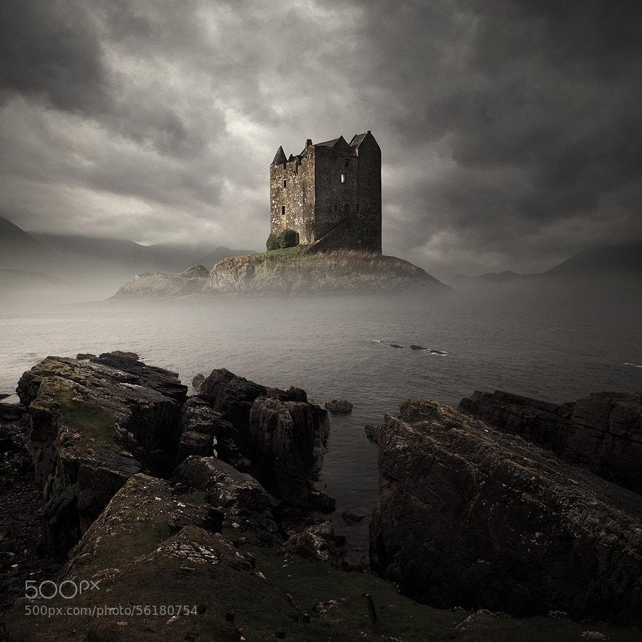 Photograph Stalker castle by Tomasz Zaczeniuk on 500px
