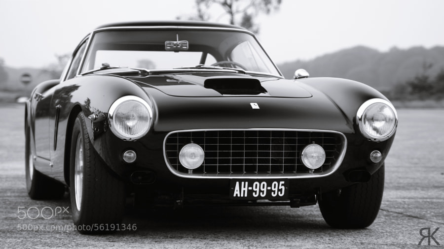 Photograph 250 GT Berlinetta passo corto by Raoul Kroes on 500px