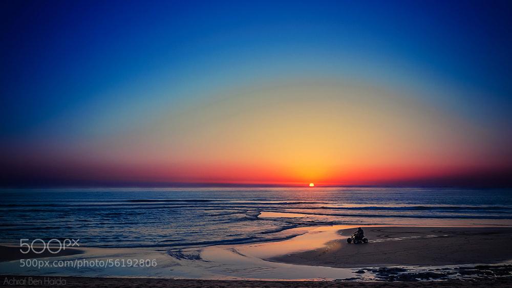 Photograph Sunset by Achraf Ben Haida on 500px