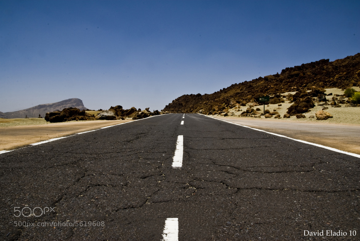 Photograph The Road - II by David Eladio García Ontañón on 500px