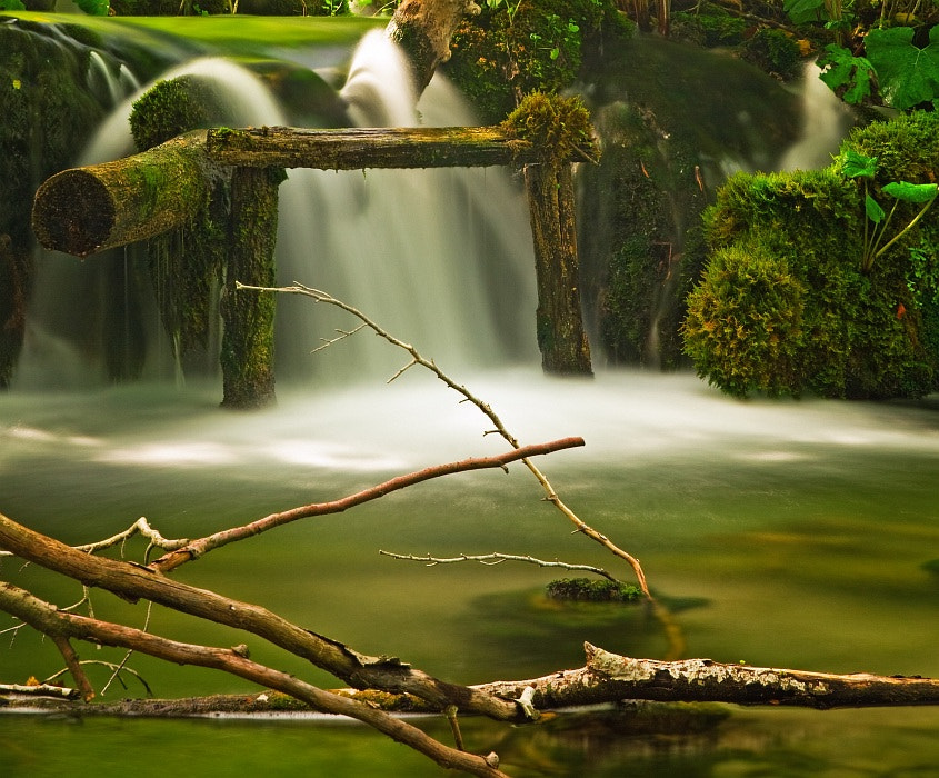 Photograph Waterfall by Botond Horváth on 500px