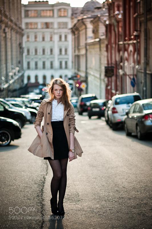 Photograph Sveta by Vitaly Zimarin on 500px