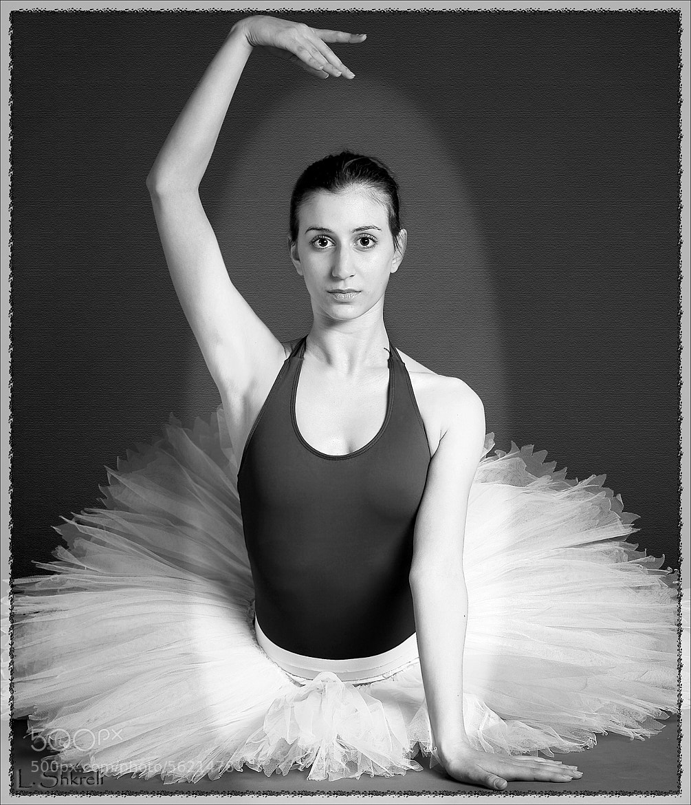 Photograph Ballerina Atina by Luigi Shkreli on 500px