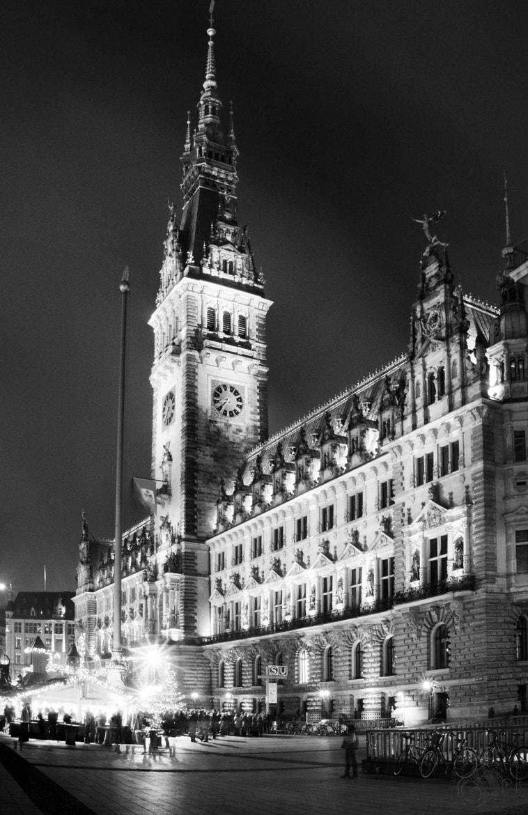 Photograph Rathaus by Ingo F. on 500px