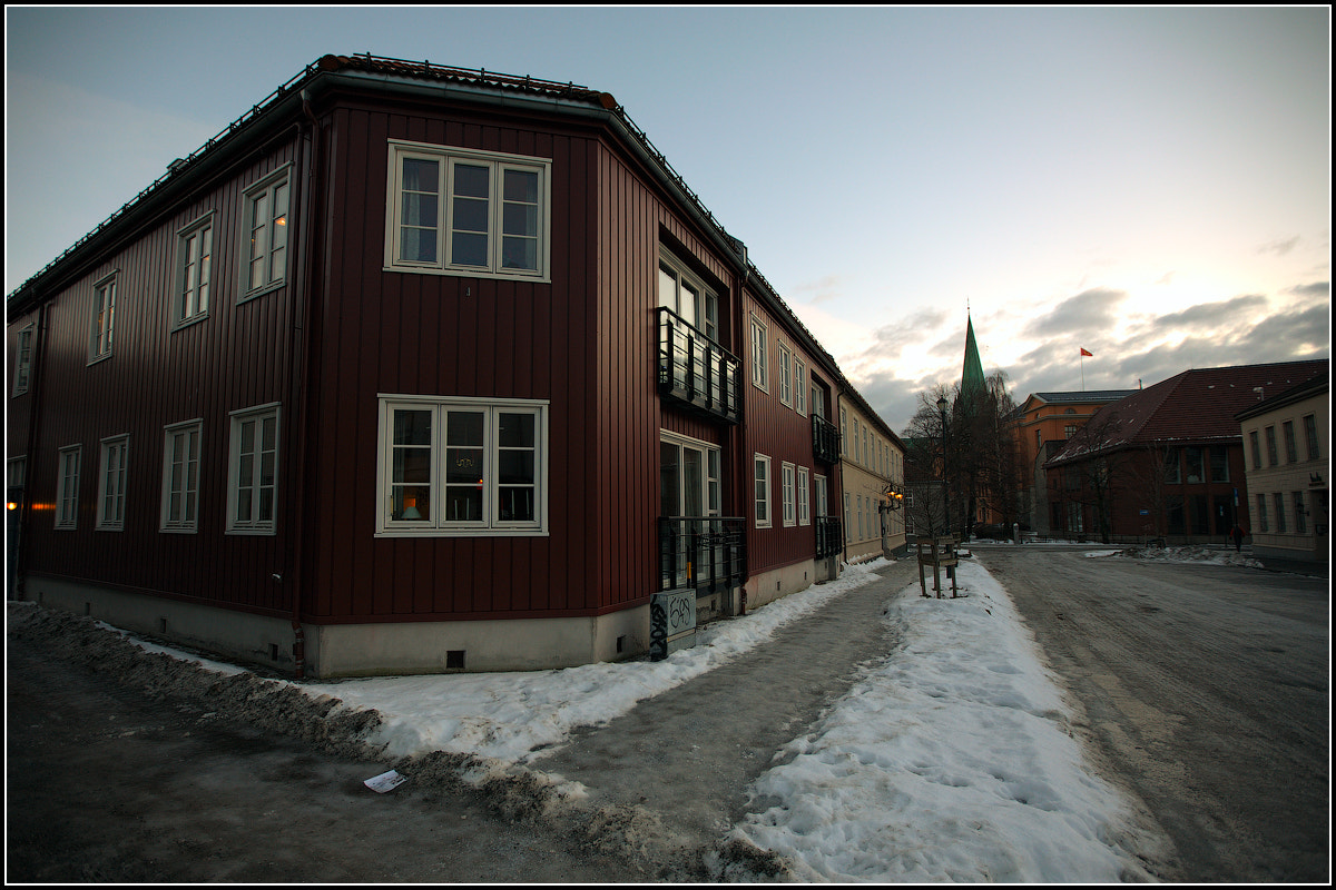 Photograph Trondheim, Norway by Maxim Kabaykin on 500px