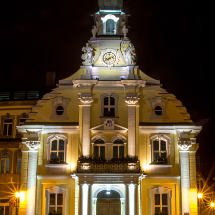 Town hall Kulmbach, Germany