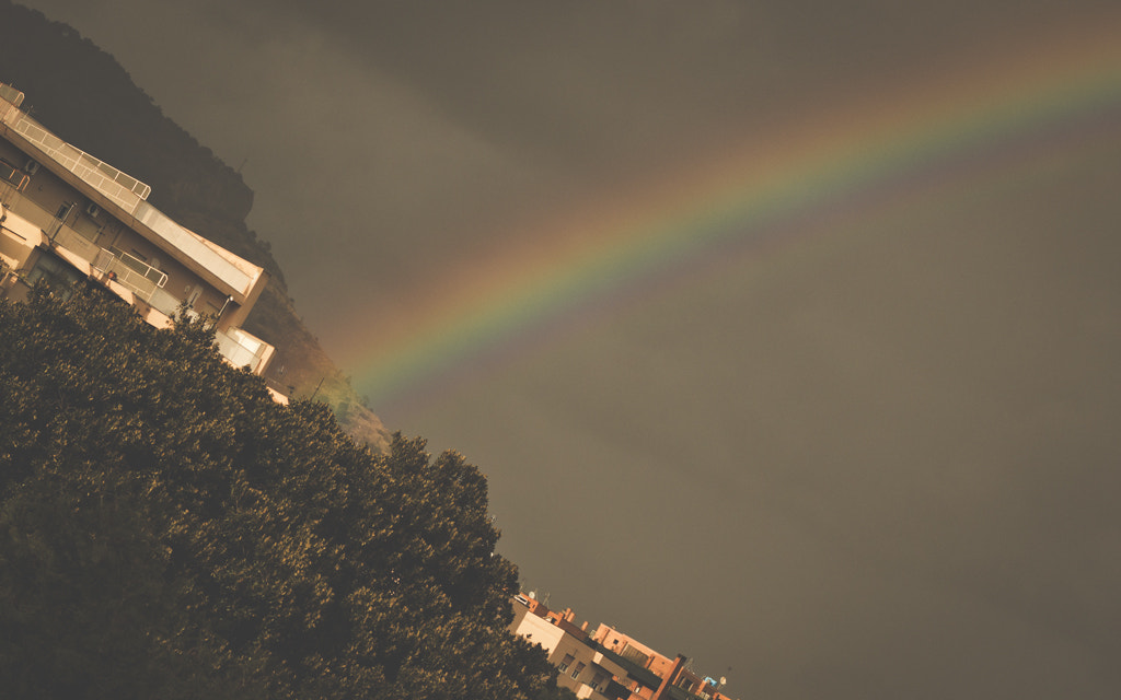 Photograph rainbow break by 3112htm  ∞ on 500px