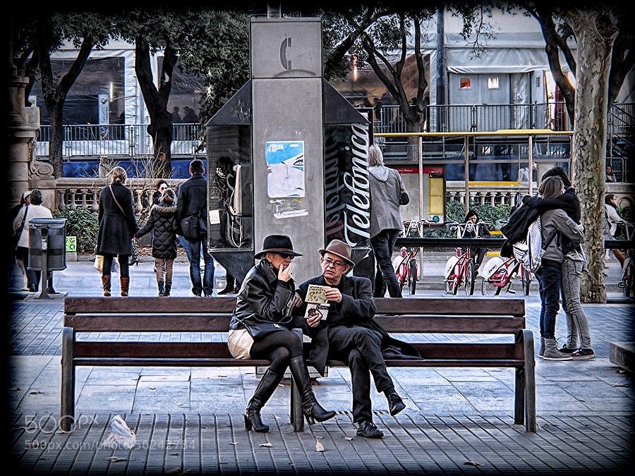 Photograph Una duda razonable by Gemma  on 500px