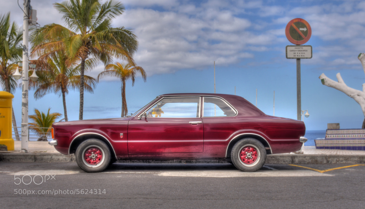 Photograph Oldtimer Ford by Roland Haßler on 500px