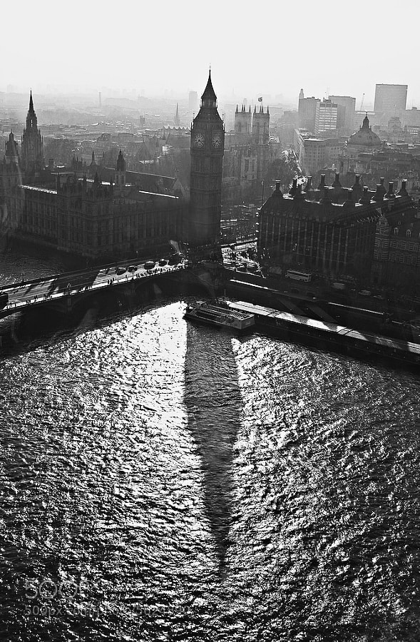 Photograph Big Ben  by Ignasi Riola on 500px
