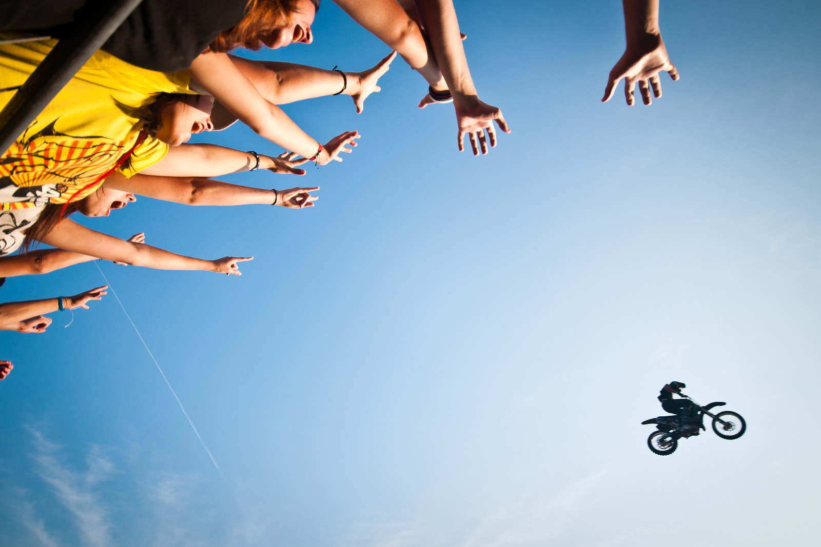 Photograph Horsefeathers FMX Jam 2011 by VOJTa Herout on 500px