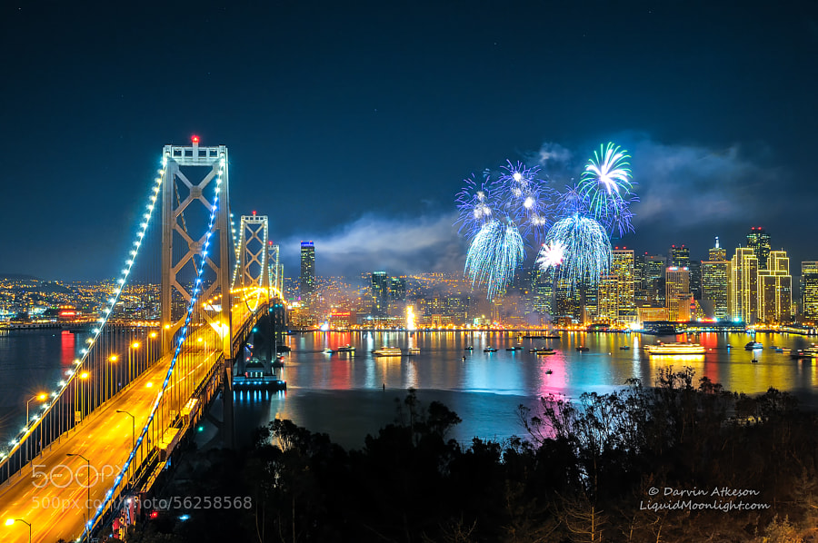 Photograph Happy New Year 2014 by Darvin Atkeson on 500px