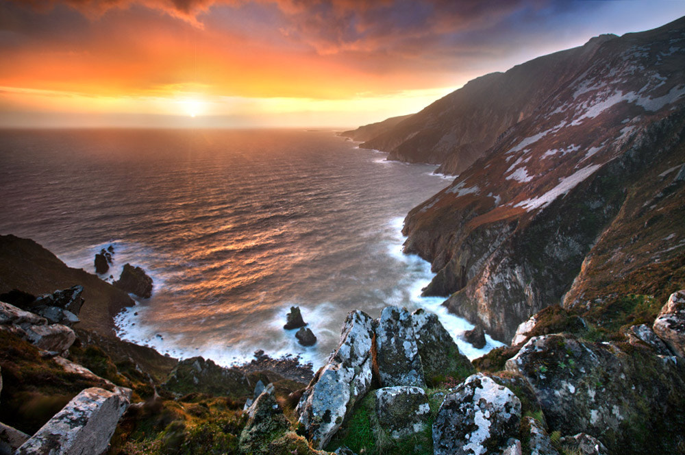 Photograph Slieve League cliffs by Stephen Emerson on 500px