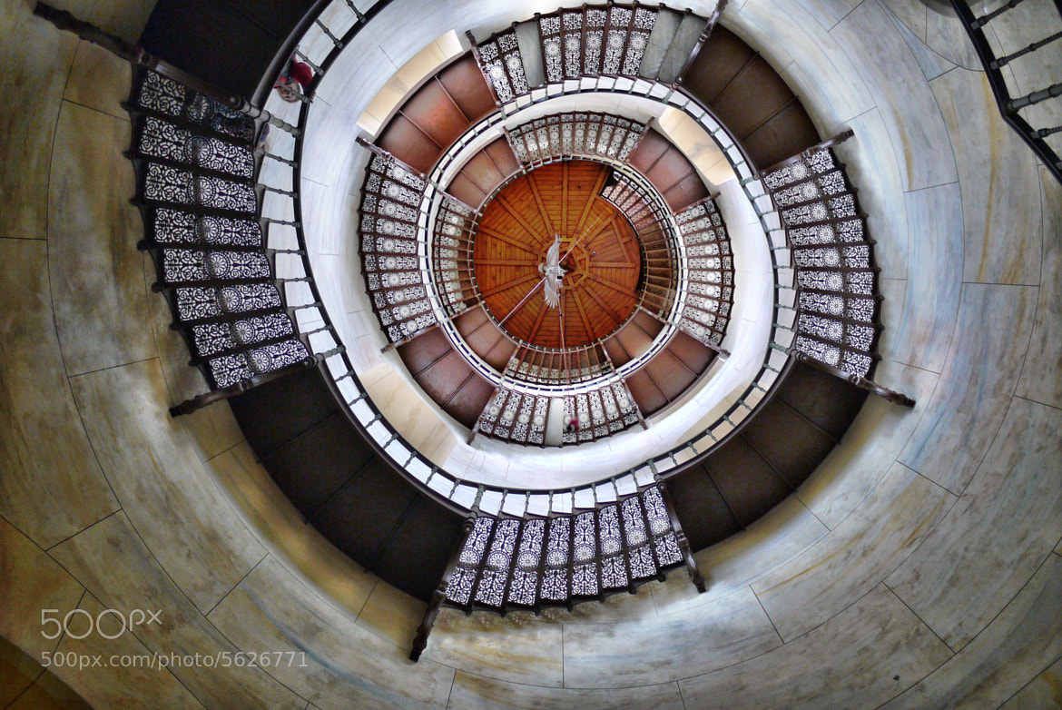 Photograph downstairs by Roland Haßler on 500px
