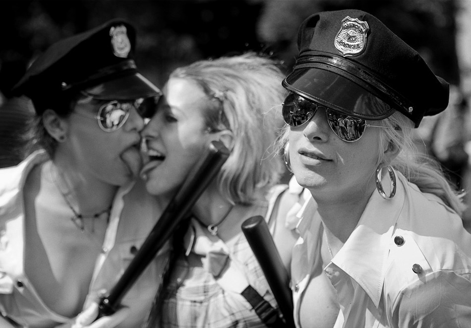 Photograph Police of Love by Laurent DUFOUR on 500px