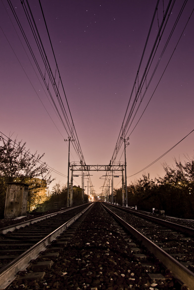 Photograph Railway by Nebbius )) on 500px