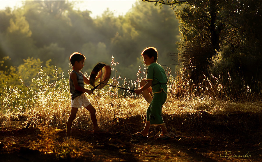 Photograph kids 4 by ömer göçmenler on 500px