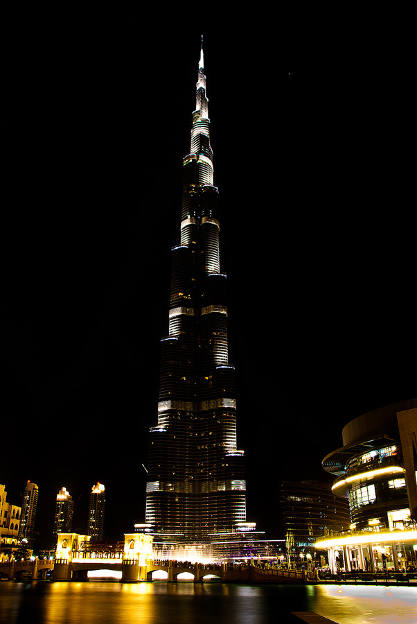 Photograph Burj Khalifa by cayenne on 500px
