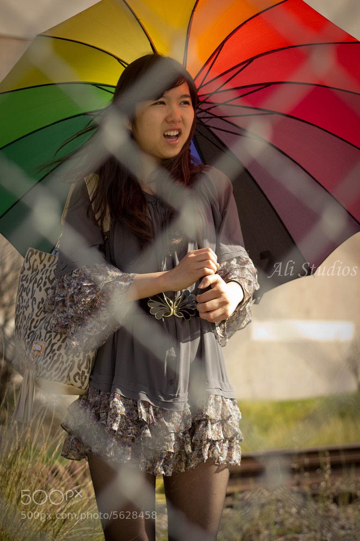 Photograph I Spy You by Anthony Li on 500px