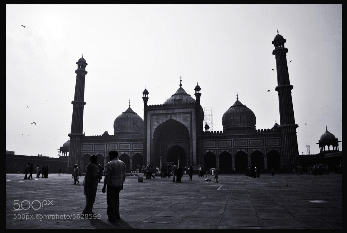 Photograph Jam - e - Masjid  by Angsuman Deka on 500px