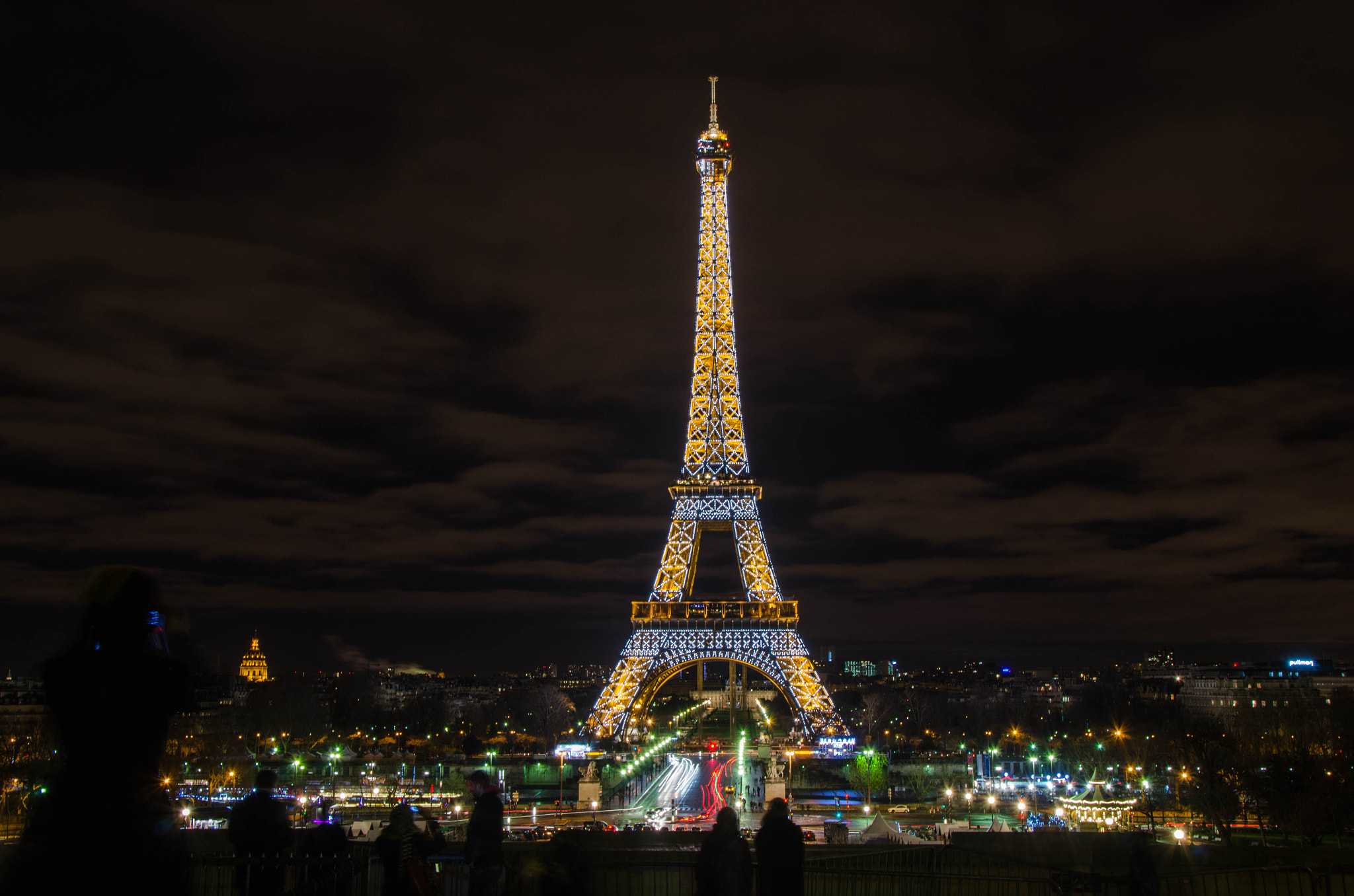 Photograph Eiffel Tower by Mohamed Raouf on 500px