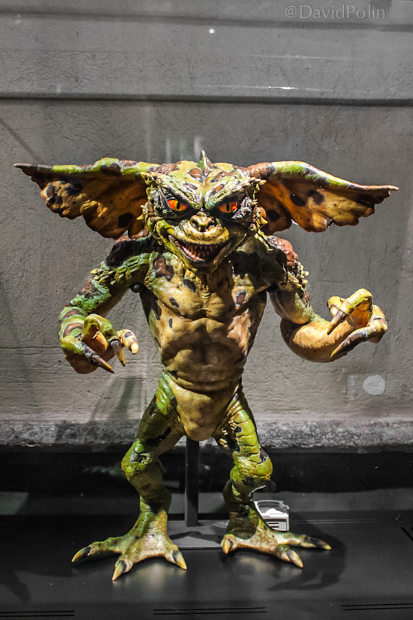 Photograph Gremlin Prop by David Polin on 500px