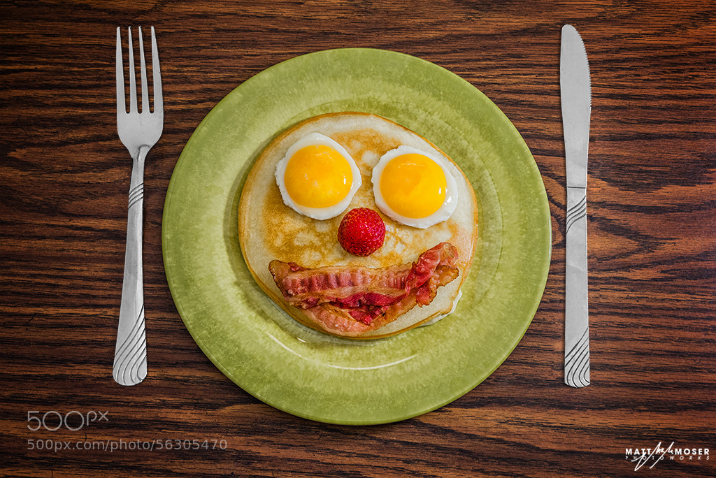 Photograph Playful Breakfast by Matt Moser on 500px