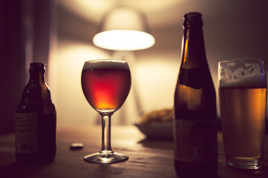 50/52 : Belgian Beers by Brice Ambrosiak on 500px.com