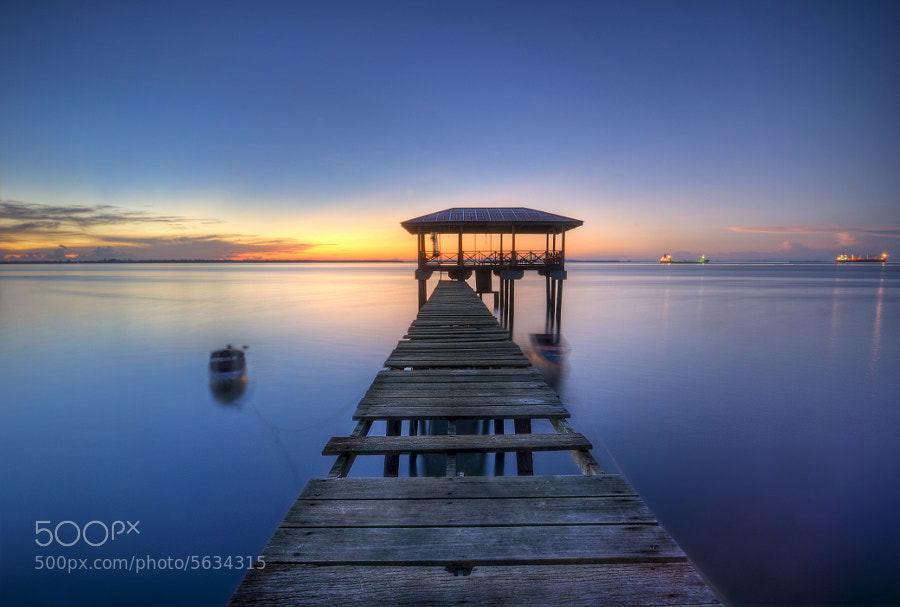 Photograph Sim Sim Jetty by nelza jamal on 500px