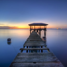 Sim Sim Jetty by nelza jamal (nelzajamal)) on 500px.com