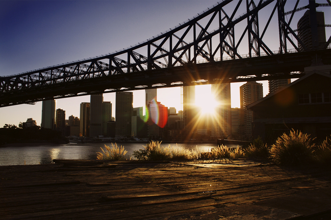 Photograph Howard Smith Wharf by Wade Odlum on 500px
