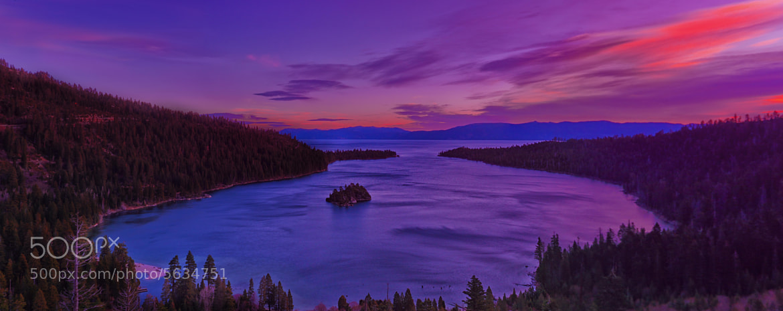 Photograph Emerald Bay Sunrise by Ani Pandit on 500px
