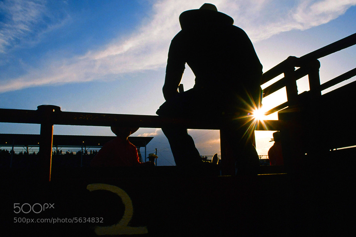 Photograph Afternoon Rodeo by Joe Poellot on 500px