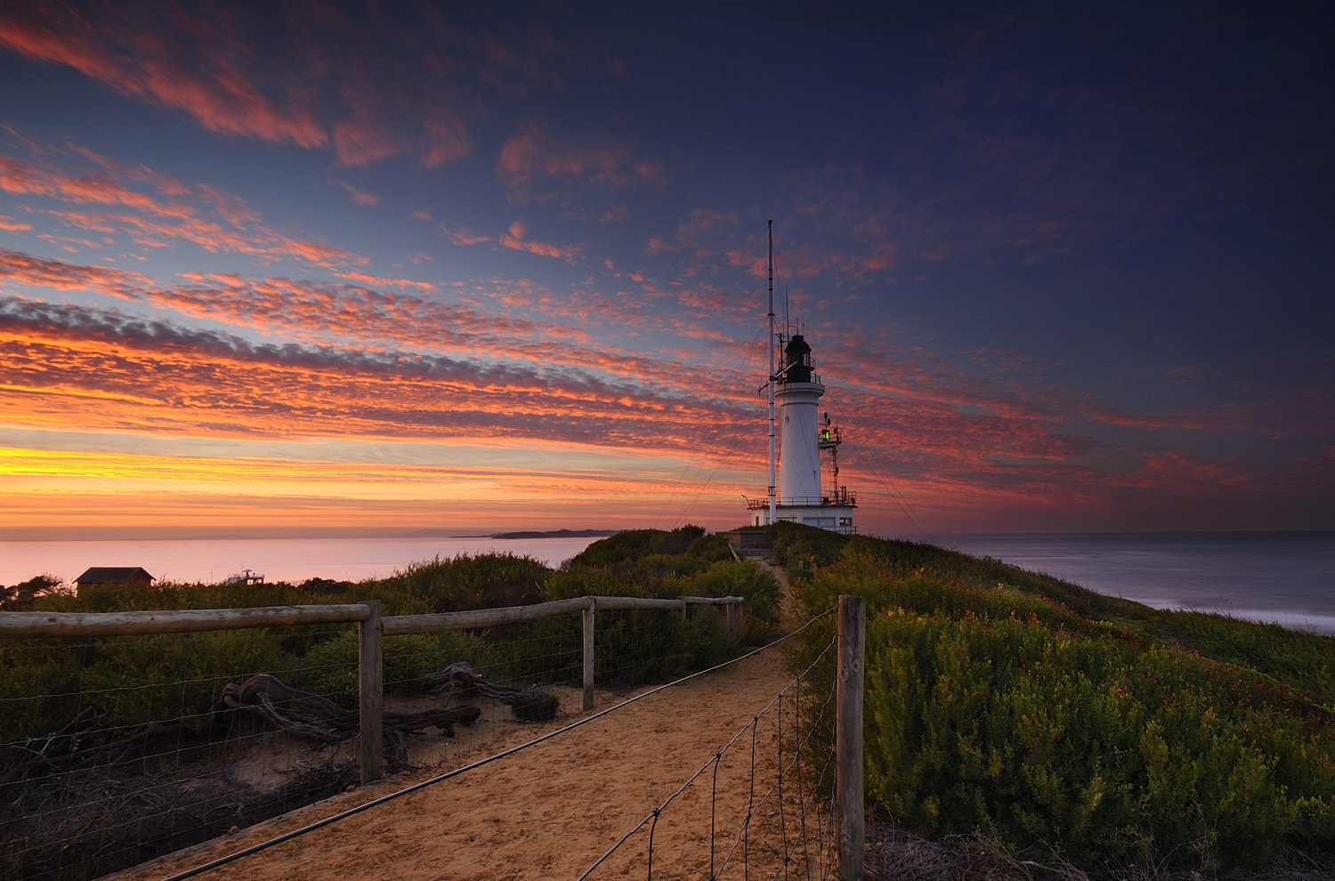 Photograph Same lighthouse, different day by Ray Yang on 500px