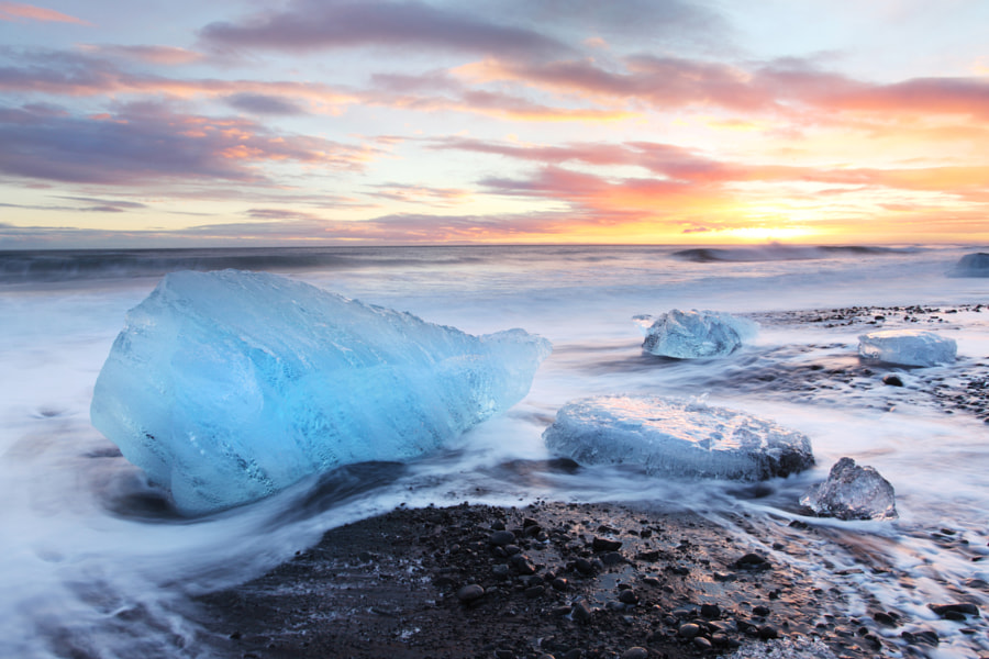 Photograph Fire and Ice by Ollie Taylor on 500px