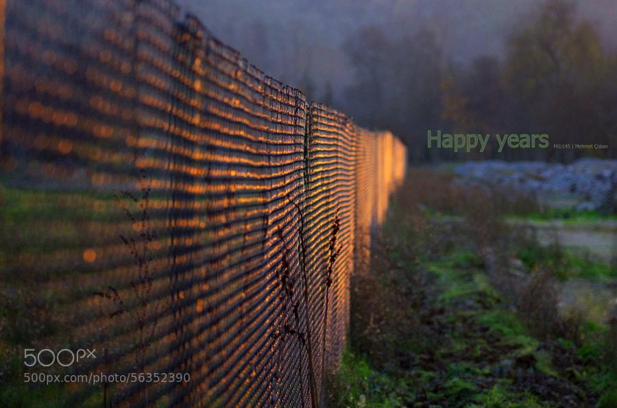 "Happy years by Mehmet Çoban on 500px.com"" border=""0"" style=""margin: 0 0 5px 0;"